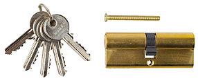 Механизм цилиндровый ЗУБР, 80 мм, 5-PIN, 5 шт., тип ключ-ключ (52101-80-1)