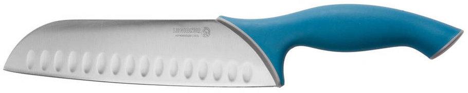 """Нож """"Сантоку"""" ITALICA, LEGIONER, 190 мм, эргономичная рукоятка, нержавеющее лезвие (47966), фото 2"""