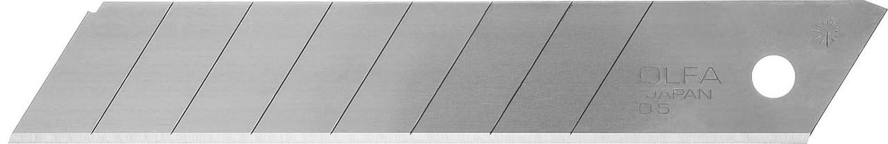 Лезвия сегментированные OLFA 18 мм, 10 шт. (OL-LB-10B)