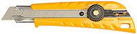 Нож с выдвижным лезвием для тяжелых работ OLFA 18 мм (OL-L-1)