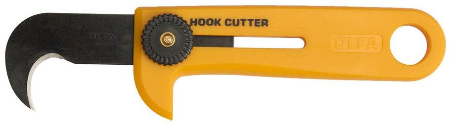 Нож с лезвием-крюком OLFA 20 мм (OL-HOK-1), фото 2