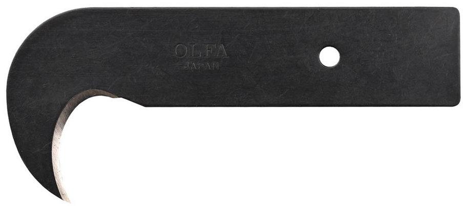 Лезвие-крюк для ножа OLFA 90х39.5х0,8 мм (OL-HOB-1), фото 2