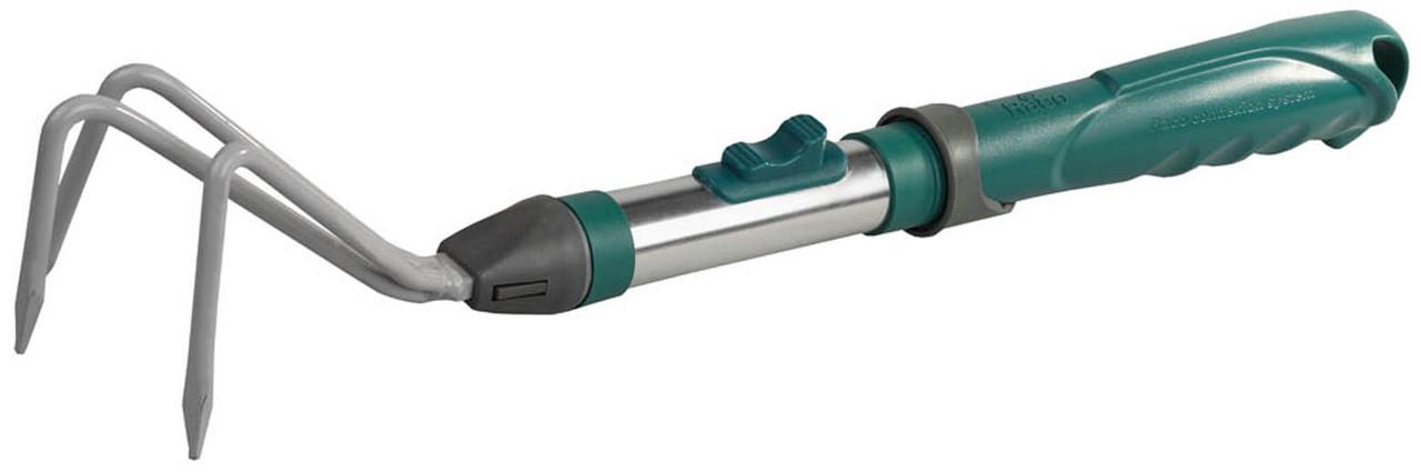 Рыхлитель садовый, Raco, 430 мм, 3 зубца (4205-53515)