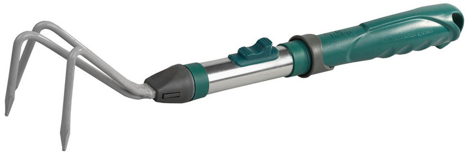 Рыхлитель садовый, Raco, 430 мм, 3 зубца (4205-53515), фото 2