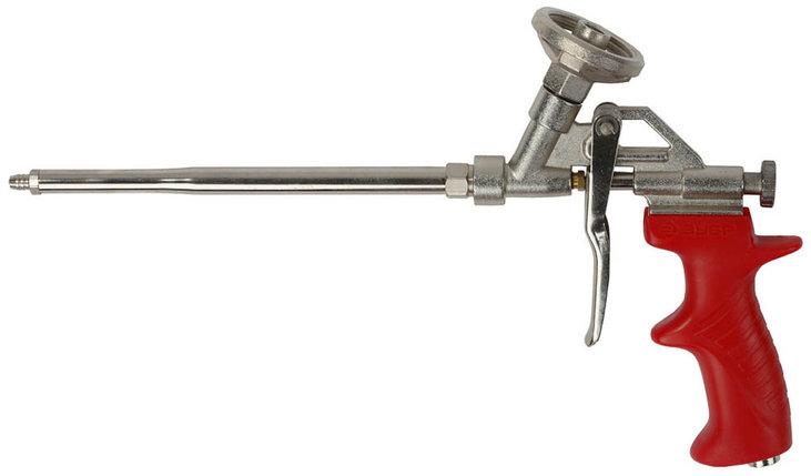 Пистолет для монтажной пены МОНТАЖНИК, ЗУБР (4-06875), фото 2