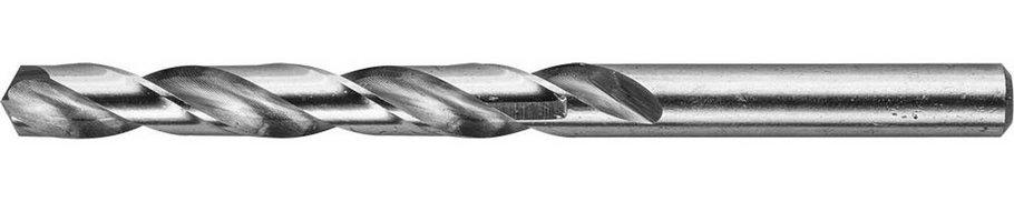 Сверло по металлу ЗУБР Ø 9.5 x 125 мм, класс А, Р6М5 (4-29625-125-9.5), фото 2