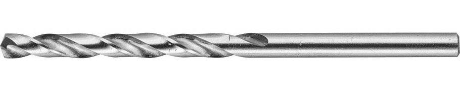 Сверло по металлу ЗУБР Ø 4.1 x 75 мм, класс А, Р6М5 (4-29625-075-4.1), фото 2