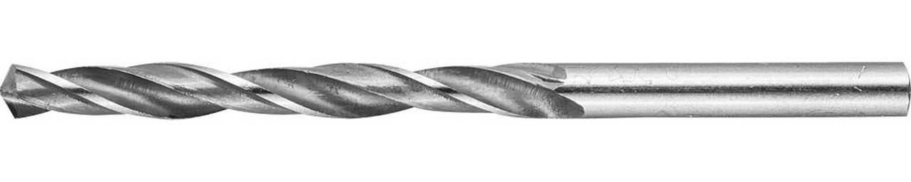 Сверло по металлу ЗУБР Ø 5.8 x 93 мм, Р6М5, класс В (4-29621-093-5.8)