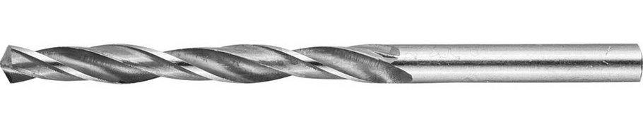 Сверло по металлу ЗУБР Ø 5.8 x 93 мм, Р6М5, класс В (4-29621-093-5.8), фото 2