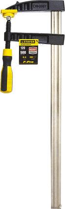 Струбцина, STAYER, F 500х120 мм (32095-120-500), фото 2