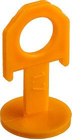 Зажим для системы выранивания плитки, ЗУБР, 500 шт (3386-5000