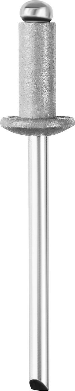"""Алюминиевые заклепки Color-FIX, STAYER, 4.0 х 10 мм, RAL 9003 белый, 50 шт.серия """"Professional"""" (3125-40-9003)"""