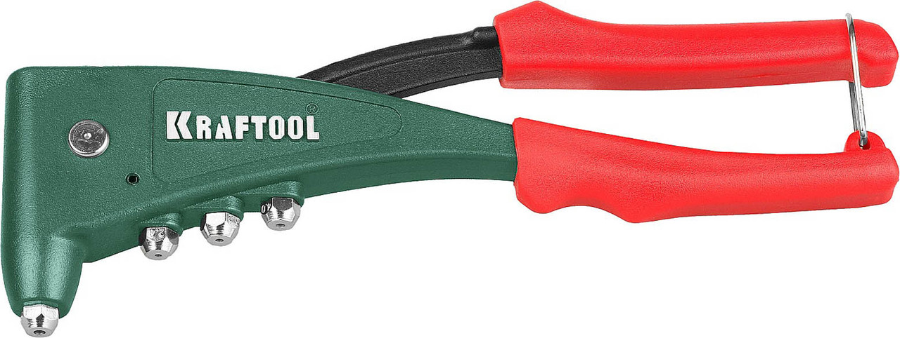 Заклепочник, KRAFTOOL,  заклепки вытяжные 2.4-4.8 мм , литой корпус (31173_z01)