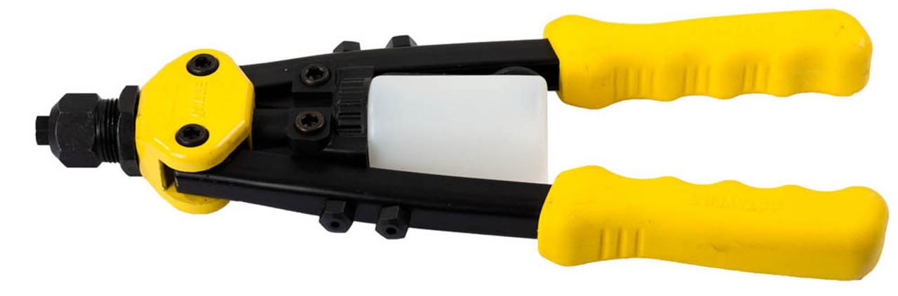 Заклепочник двуручный компактный STAYER RX700 HERCULES, вытяжные 2.4-4.8 мм  (3116)