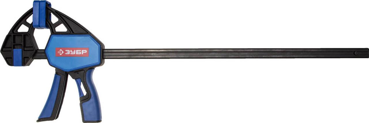 Струбцина быстрозажимная, ЗУБР, 450/645 мм (32243-45)