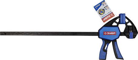 Струбцина быстрозажимная, ЗУБР, 450/645 мм (32243-45), фото 2