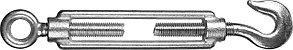 Талреп DIN 1480, STAYER, М24, 1 шт., крюк-кольцо (30515-24), фото 2