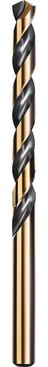 Сверло по металлу KRAFTOOL, Ø 7.5 мм, HSS-Co (8%), класс A, DIN 338 (29656-7.5)
