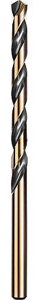 Сверло по металлу KRAFTOOL, Ø 4.2 мм, HSS-Co (8%), класс A, DIN 338 (29656-4.2), фото 2