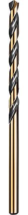 Сверло по металлу KRAFTOOL, Ø 3.5 мм, HSS-Co (8%), класс A, DIN 338 (29656-3.5), фото 2