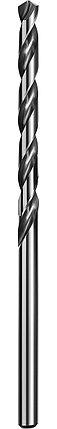 Сверло по металлу KRAFTOOL, Ø 3 мм, HSS-G, сталь М2 (S6-5-2), класс A, DIN 338 (29651-3), фото 2
