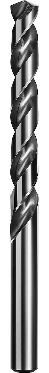 Сверло по металлу KRAFTOOL, Ø 13 мм, HSS-G, сталь М2 (S6-5-2), класс A, DIN 338 (29651-13)