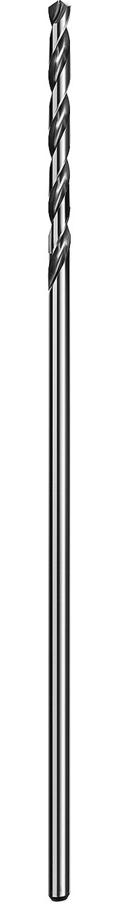 Сверло по металлу KRAFTOOL, Ø 1 мм, HSS-G, сталь М2 (S6-5-2), класс A, DIN 338 (29651-1)