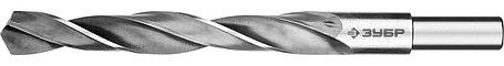 """Сверло по металлу, ЗУБР, Ø 20 x 140 мм, класс В, Р6М5, серия """"Профессионал"""" (29621-20), фото 2"""