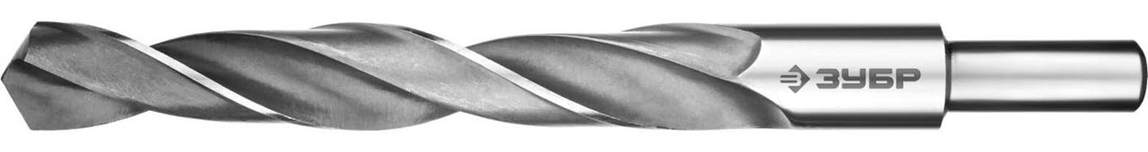 """Сверло по металлу, ЗУБР, Ø 18 x 130 мм, класс В, Р6М5, серия """"Профессионал"""" (29621-18)"""