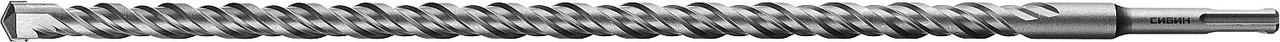 Бур SDS-plus СИБИН, 12 х 310 мм (29312-310-12)