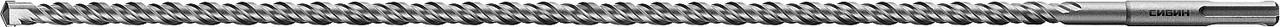 Бур SDS-plus СИБИН, 10 х 310 мм (29312-310-10)