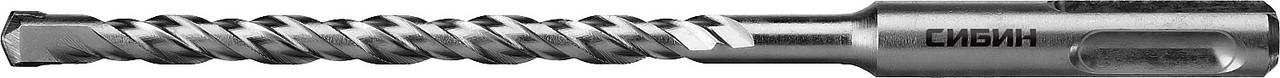 Бур SDS-plus СИБИН, 6 х 160 мм (29312-160-06)