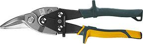 Ножницы по металлу правые Alligator, KRAFTOOL, 260 мм, Cr-Mo (2328-R), фото 2