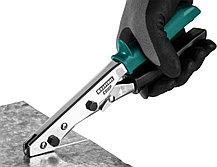 Ножницы просечные COUP, KRAFTOOL, для реза листа без повреждений (23274), фото 2
