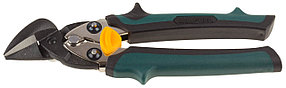 Ножницы по металлу правые COMPACT, KRAFTOOL, 180 мм, Cr-Mo (2326-R)