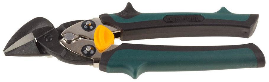 Ножницы по металлу правые COMPACT, KRAFTOOL, 180 мм, Cr-Mo (2326-R), фото 2