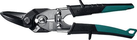 Ножницы по твердому металлу, KRAFTOOL, 260 мм, левые, Cr-Mo (2324-L_z02), фото 2