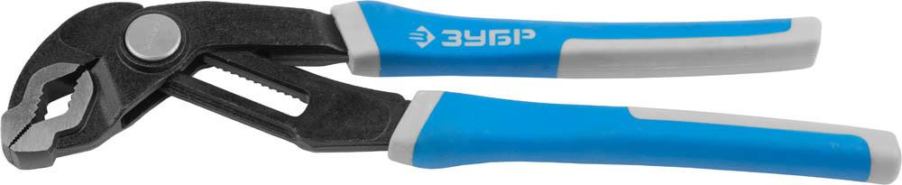 Клещи переставные с быстрой регулировкой, ЗУБР, 300 мм (22435-30)