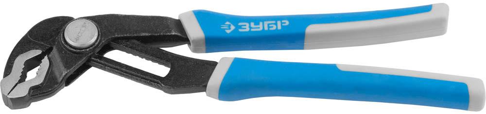 Клещи переставные с быстрой регулировкой, ЗУБР, 200 мм (22435-20)