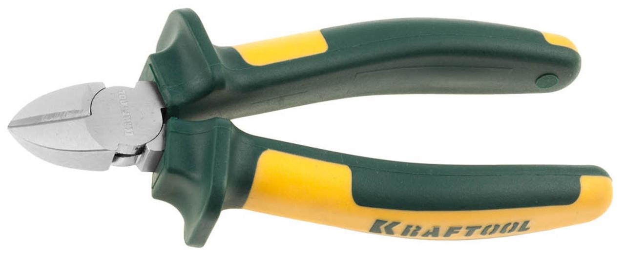 Бокорезы KRAFT-MAX, KRAFTOOL, 160 мм, Cr-Mo (22011-5-16)
