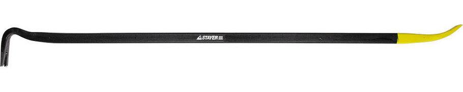Лом-гвоздодер HERCULES, STAYER, 900 мм, сталь 45, сечение 12х22 мм (21643-90), фото 2
