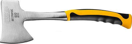 "Топор цельнометаллический ""STRIKE"", STAYER, 600 г, 330 мм (2065-06_z01), фото 2"