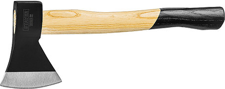 Топор кованый, STAYER, 1300 г, с деревянной рукояткой 430 мм (20610-13_z01), фото 2