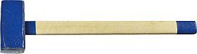 Кувалда СИБИН 8 кг, с деревянной рукояткой (20133-8)
