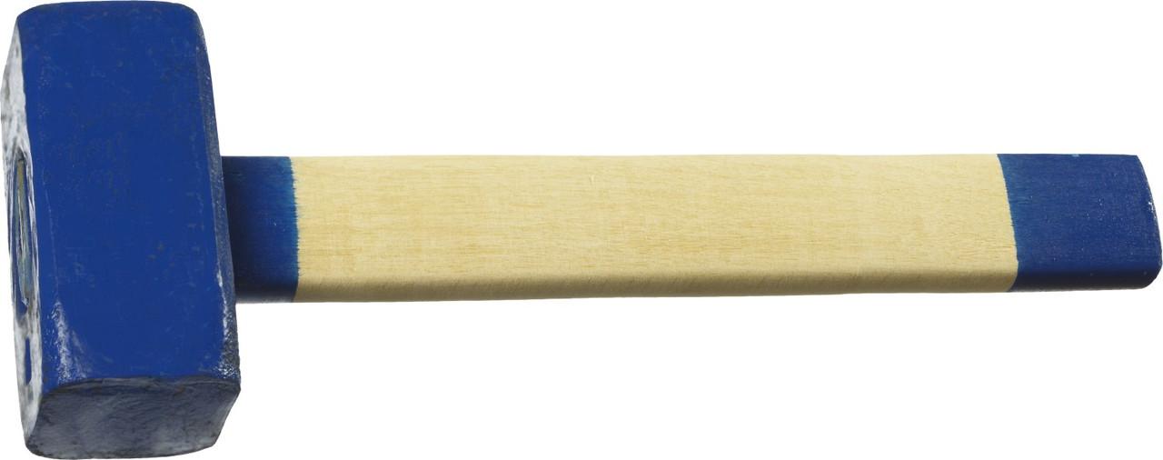 Кувалда СИБИН 4 кг, с деревянной рукояткой (20133-4)