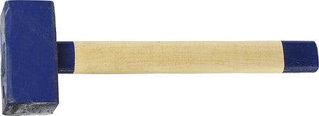Кувалда СИБИН 2 кг, с деревянной рукояткой (20133-2), фото 2