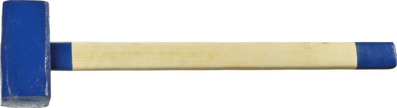 Кувалда СИБИН 10 кг, с деревянной рукояткой (20133-10)
