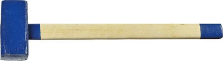 Кувалда СИБИН 10 кг, с деревянной рукояткой (20133-10), фото 2