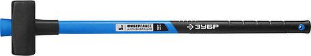 """Кувалда ЗУБР 5 кг, c удлиненной фиберглассовой рукояткой,  серия """"Профессионал"""" (20111-5_z03), фото 2"""
