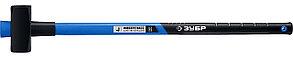 """Кувалда ЗУБР 4 кг, c удлиненной фиберглассовой рукояткой серия """"Профессионал"""" (20111-4_z03), фото 3"""